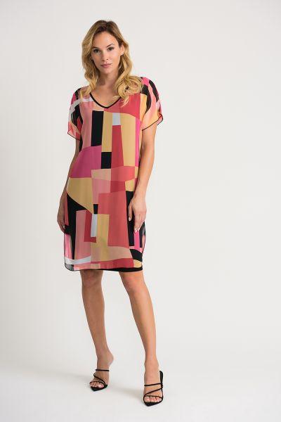 Joseph Ribkoff Multi Dress Style 202016