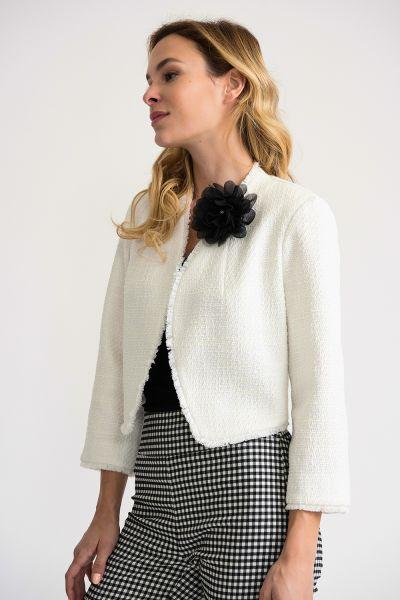 Joseph Ribkoff Vanilla Jacket Style 202041
