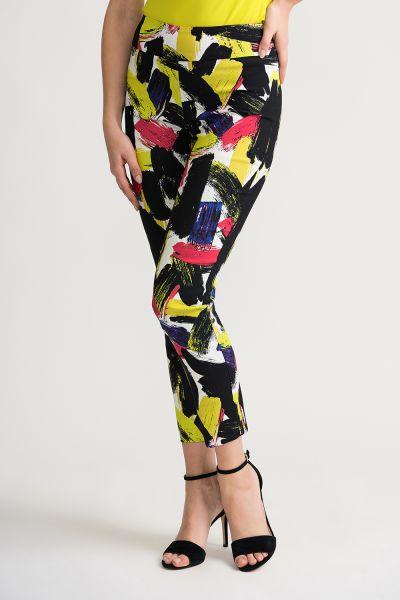 Joseph Ribkoff Multi Pants Style 202045