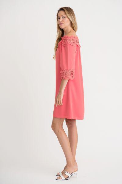 Joseph Ribkoff Cantaloupe Dress Style 202091