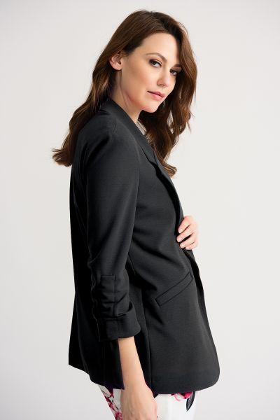 Joseph Ribkoff Black Jacket Style 202092