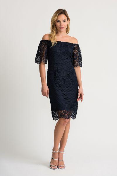 Joseph Ribkoff Midnight Dress Style 202117