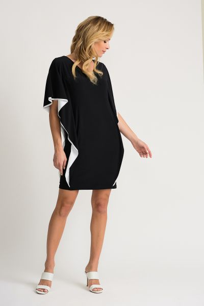 Joseph Ribkoff Black Dress Style 202124