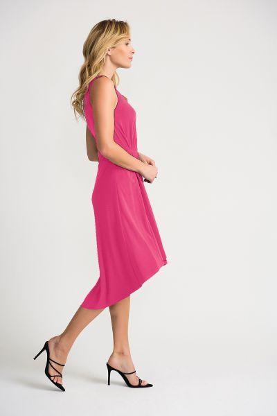 Joseph Ribkoff Cerise Dress Style 202129