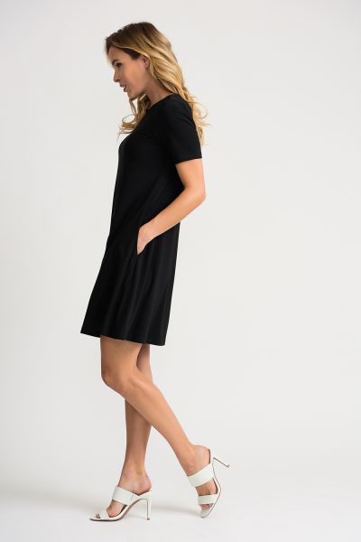 Joseph RIbkoff Black Dress Style 202130
