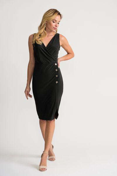 Joseph Ribkoff Black Dress Style 202222