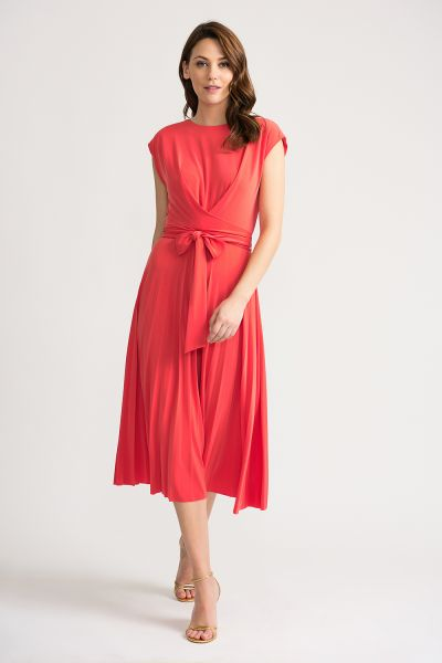 Joseph Ribkoff Papaya Dress Style 202233