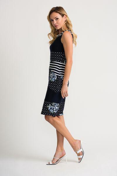 Joseph Ribkoff Midnight Dress Style 202250