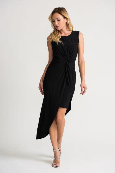 Joseph Ribkoff Black Dress Style 202264