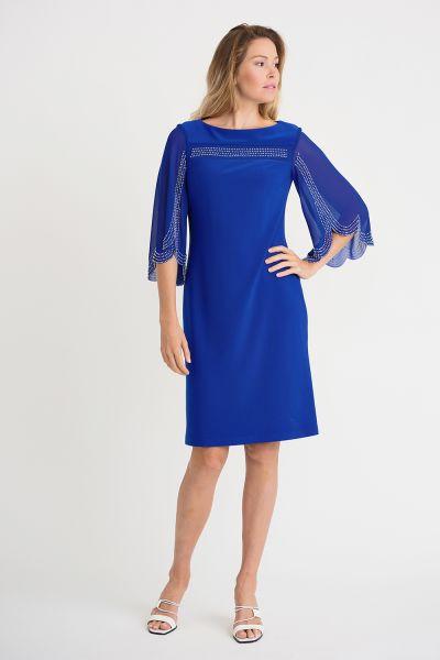 Joseph Ribkoff Royal Dress Style 202266