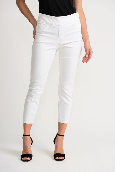 Joseph Ribkoff White Pants Style 202271