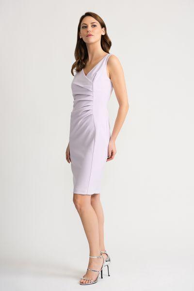 Joseph Ribkoff Lavender Dress Style 202303