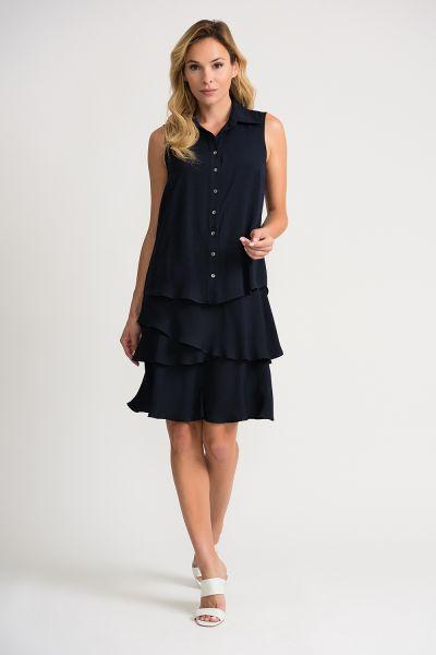 Joseph Ribkoff Midnight Dress Style 202323