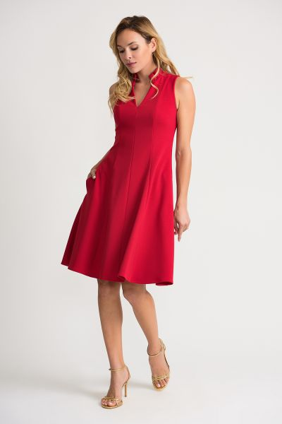Joseph Ribkoff Lipstick Dress Style 202334