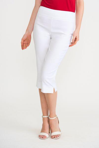 Joseph Ribkoff White Pants Style 202350