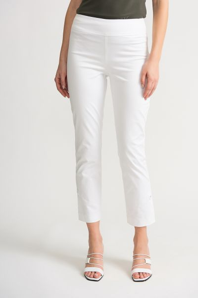 Joseph Ribkoff White Pants Style 202352