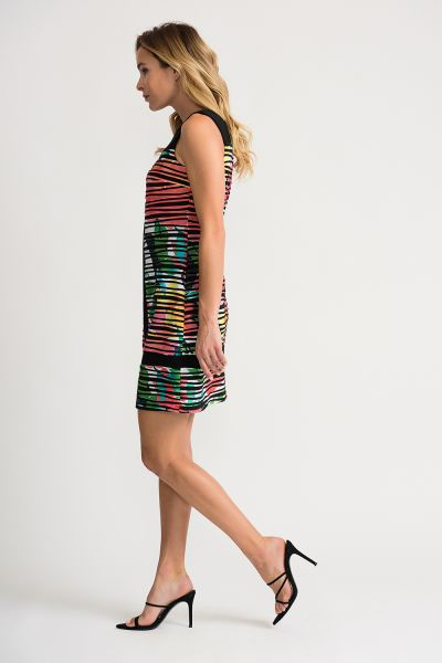 Joseph Ribkoff Multi Dress Style 202361