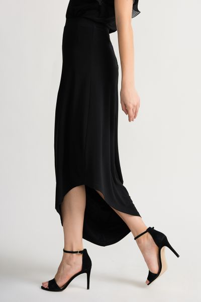 Joseph Ribkoff Black Skirt Style 202373