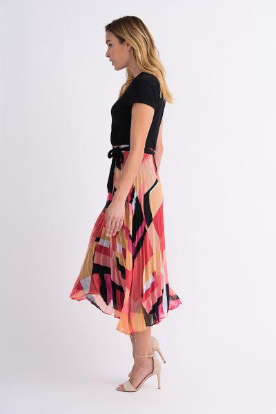 Joseph Ribkoff Pink/Multi Dress Style 202438