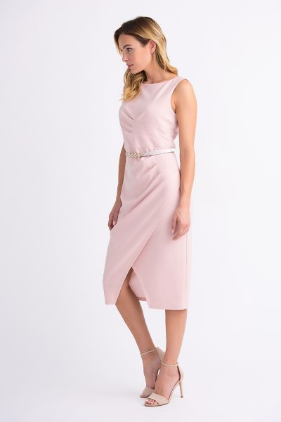 Joseph Ribkoff Rose Dress Style 202448