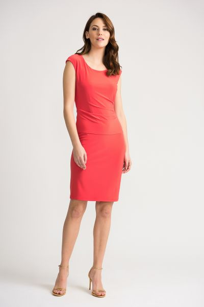 Joseph Ribkoff Papaya Dress Style 202451