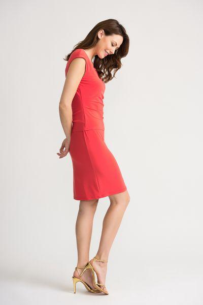 Joseph Ribkoff Papaya Dress Style 202451