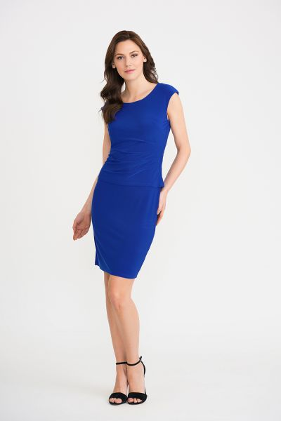 Joseph Ribkoff Royal Dress Style 202451