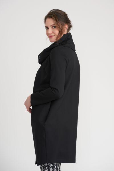 Joseph Ribkoff Black Coat Style 203008