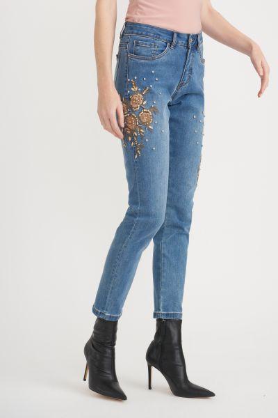 Joseph Ribkoff Denim Pants Style 203055