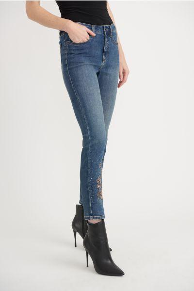 Joseph Ribkoff Denim Pants Style 203056