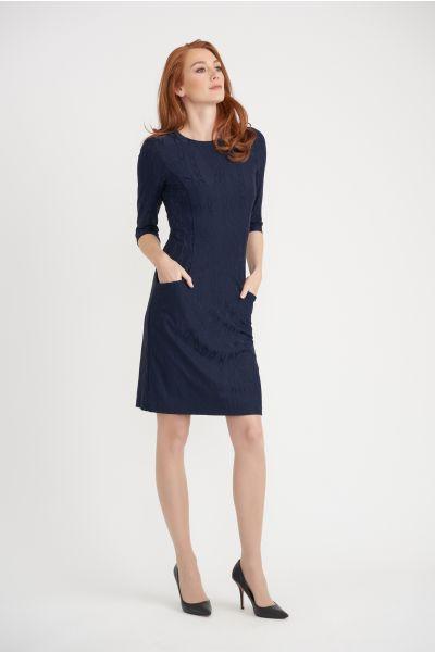 Joseph Ribkoff Midnight Dress Style 203078