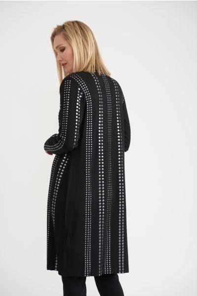 Joseph Ribkoff Black Cover Up Style 203097