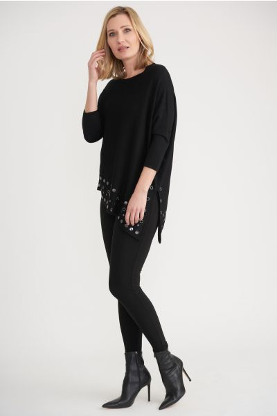 Joseph Ribkoff Black Top Style 203103X