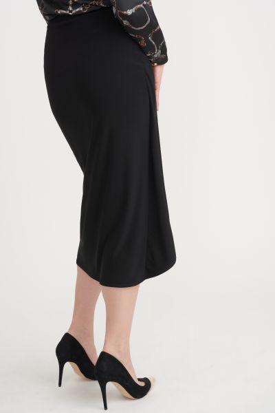 Joseph Ribkoff Black Skirt Style 203176