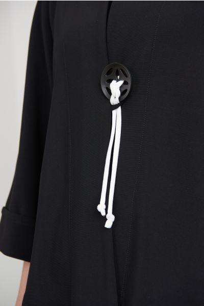 Joseph Ribkoff Black Jacket Style 203219