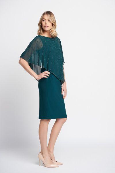 Joseph Ribkoff Pine Dress Style 203248