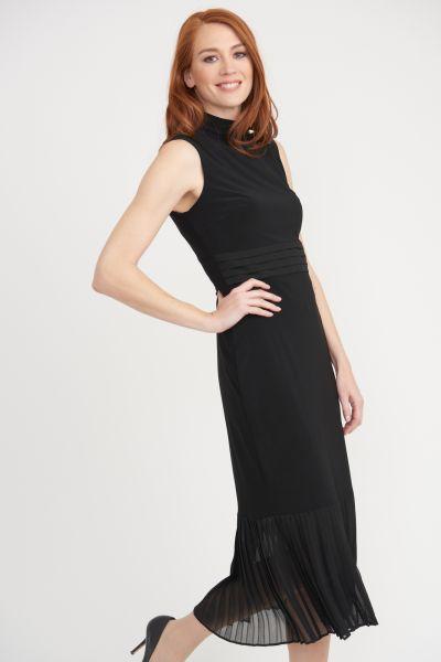 Joseph Ribkoff Black Dress Style 203250