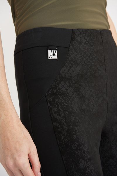 Joseph Ribkoff Black Pants Style 203327
