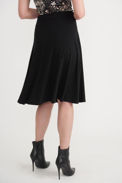 Joseph Ribkoff Black Skirt Style 203329