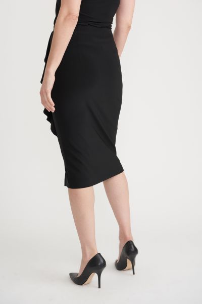 Joseph Ribkoff Black Skirt 203358