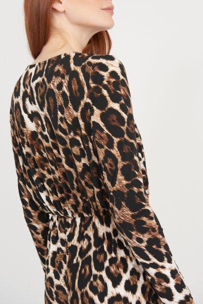 Joseph Ribkoff Multi Dress Style 203373