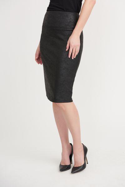 Joseph Ribkoff Black Skirt Style 203375