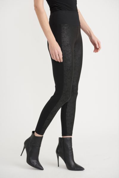 Joseph Ribkoff Black Pants Style 203406