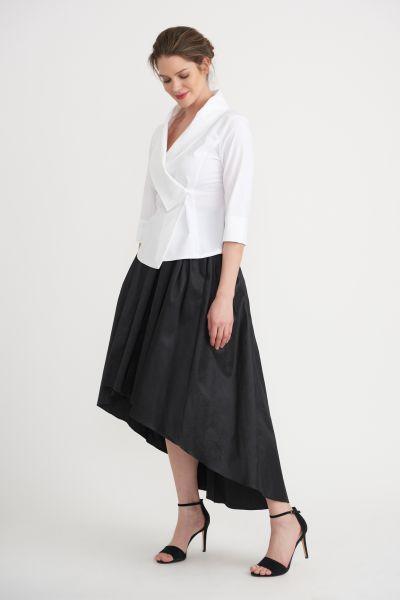 Joseph Ribkoff Black Skirt Style 203409