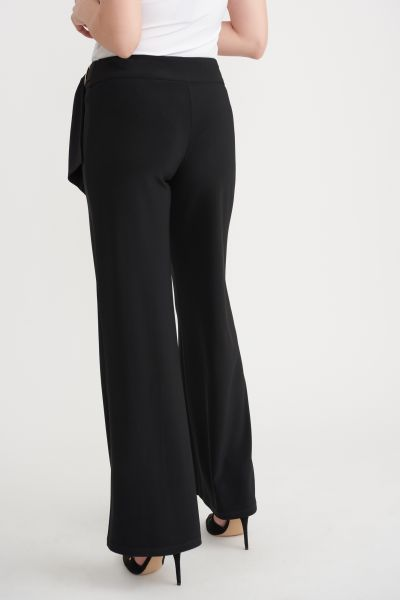 Joseph Ribkoff Black Pants Style 203446