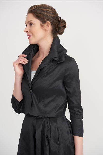 Joseph Ribkoff Black Jacket Style 203470