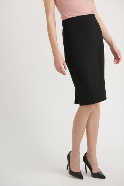 Joseph Ribkoff Black Skirt Style 203524