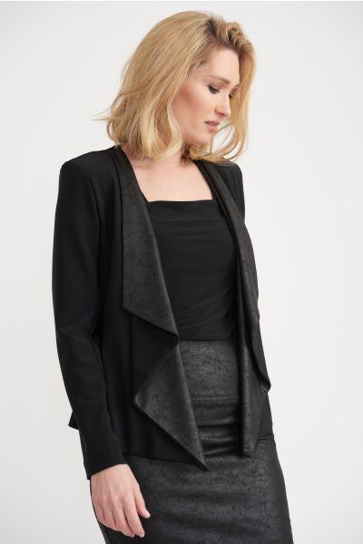 Joseph Ribkoff Black Jacket Style 203542