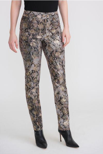 Joseph Ribkoff Multi Pants Style 203554
