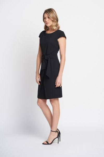 Joseph Ribkoff Black Dress Style 203564